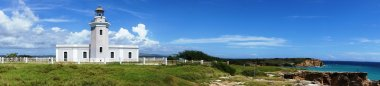 Cabo Rojo Lighthouse Panoramic 1