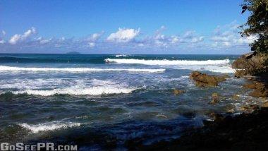 Indicators Surf Spot Rincon Puerto Rico