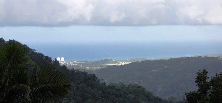 Las Cabezas Observation Point – El Yunque