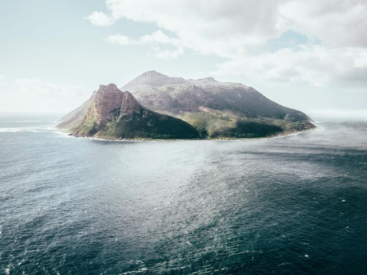 Capricorn Earth and Pisces Water, South Africa, by Benjamin Behre