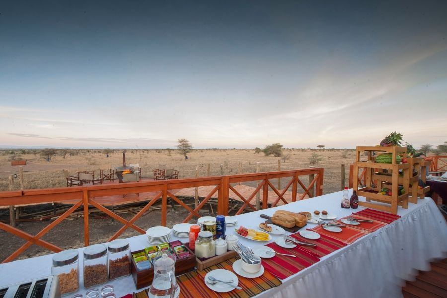 Accommodation during the great migration calving season. 8 Tips to See the Best of the Great Migration Calving Season. Gosheni Safaris