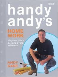 Handy Andy's Home Work-Andy Kane book