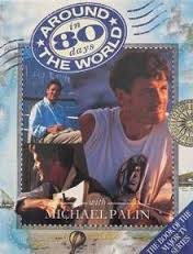 Around the World in 80 Days-Michael Palin book