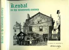 Kendal in the Nineteenth Century-A book of drawings by A Wainwright book
