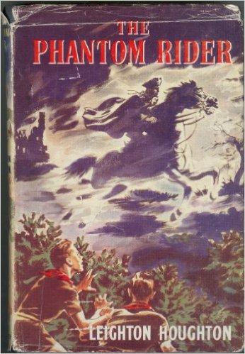 The Phantom Rider-Leighton Houghton book