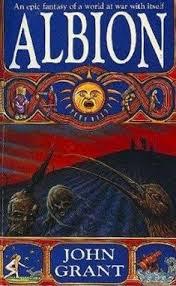 Albion - John Grant book