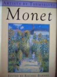 Artists by Themselves-Monet-Rachel Barnes book