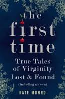 The First Time-Kate Munro book