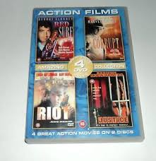 4-dvd-movies-red-surf-corrupt-riot-justice-dvd