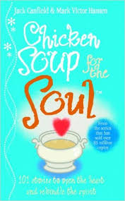 chicken-soup-for-the-soul-jack-canfield-mark-victor-hanson book