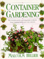 container-gardening-malcolm-hillier book