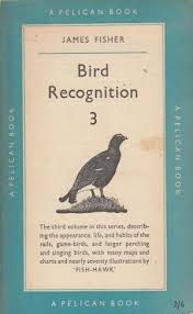 Bird Recognition 3-James Fisher book