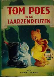 Tom Poes En De Laarzenreuzen - Marten Toonder book
