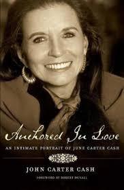 Anchored in love-John Carter Cash book