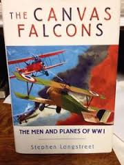 The Canvas Falcons - Stephen Longstreet book