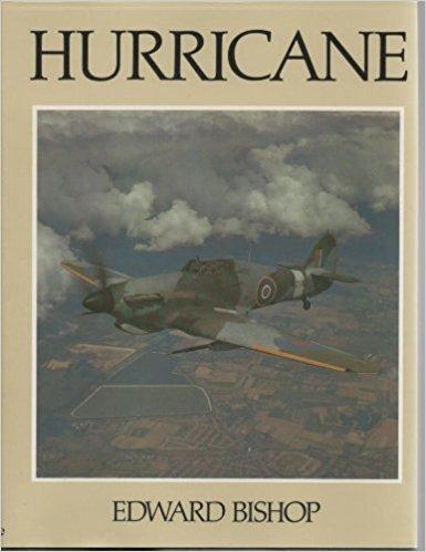 Hurricane - Edward Bishop book