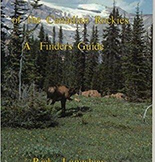Animals of the Rockies - Rick Langshaw book