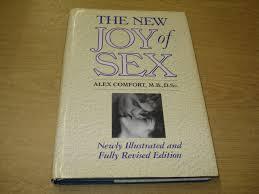 vThe New Joy of Sex - Alex Comfort book