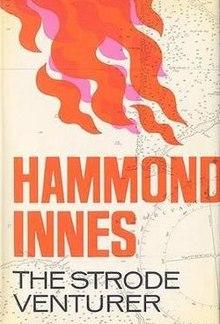 The Strode Venturer - Hammond Innes book