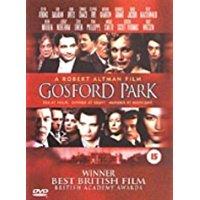 Gosford Park - DVD