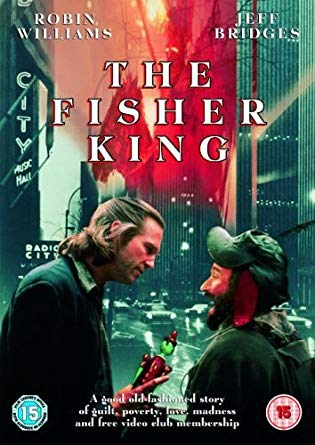 The Fisher King DVD