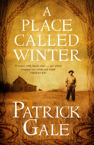 A Place Called Winter - Patrick Gale book