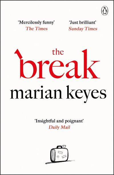 The Break - Marian Keyes book