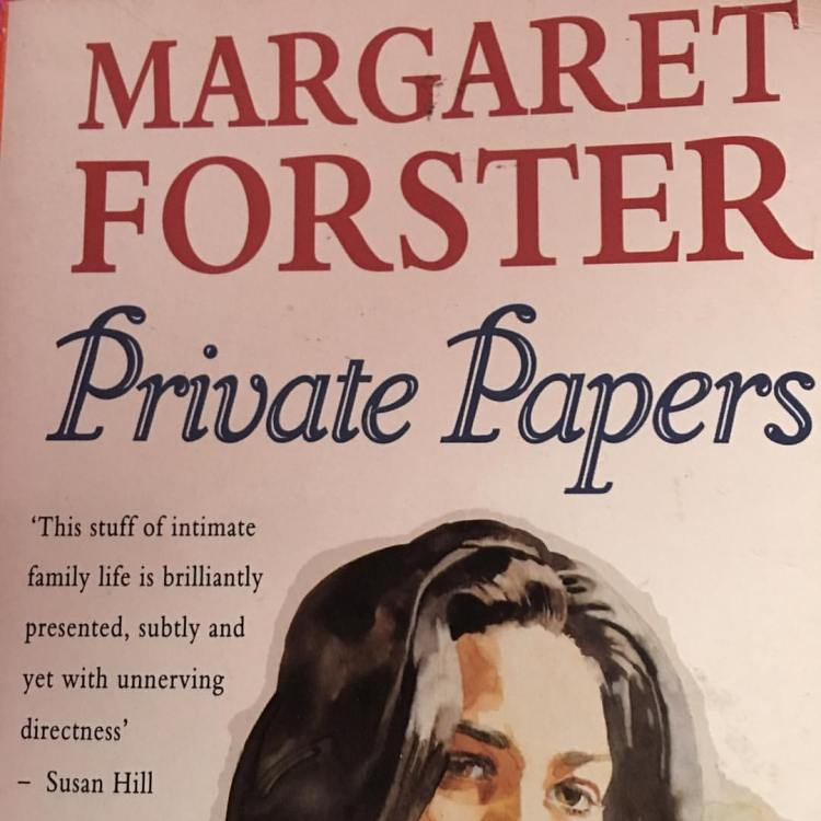 Private Papers - Margaret Forster book