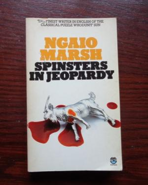 Spinsters in Jeopardy - Ngaio Marsh book