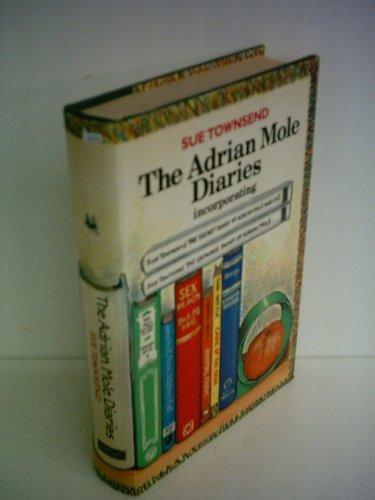 The Adrian Mole Diaries - Sue Townsend book