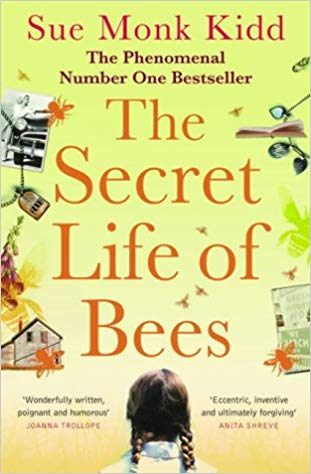 vThe Secret Life of Bees - Sue Monk Kidd book
