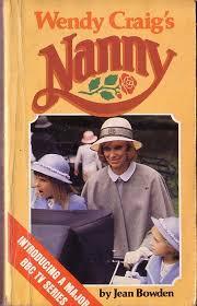 vWendy Craig's Nanny - Jean Bowden book