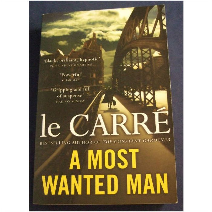 A Most Wanted Man - John Le Carre book