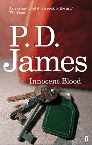 Innocent Blood - PD James book