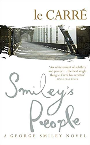 Smiley's People - John Le Carre book