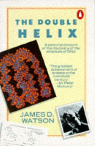 The Double Helix - James D. Watson book