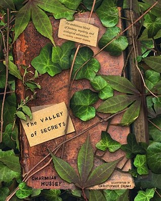 vThe Valley of Secrets - Charmian Hussey book
