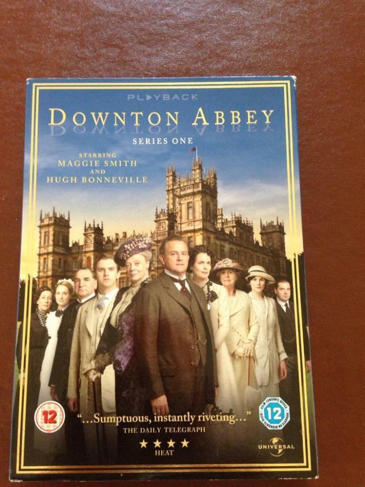 Downton Abbey Series One DVD