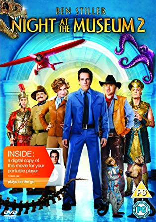 Night At The Museum 2 DVD