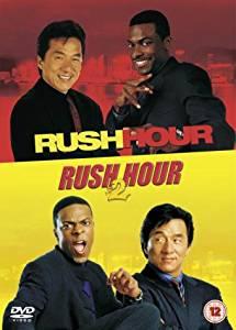 Rush Hour & Rush Hour 2 Box Set DVD