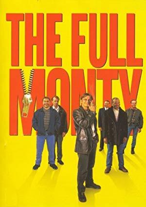 The Full Monty DVD
