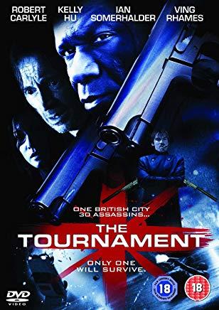 The Tournament DVD