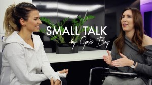 PREMIERA: Small Talk x Anna Lewandowska