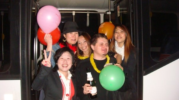 Bus Party