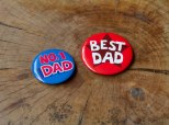 James' badges