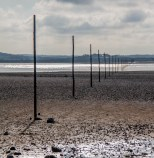 Lindisfarne - Pilgrims way Across the tidal shore