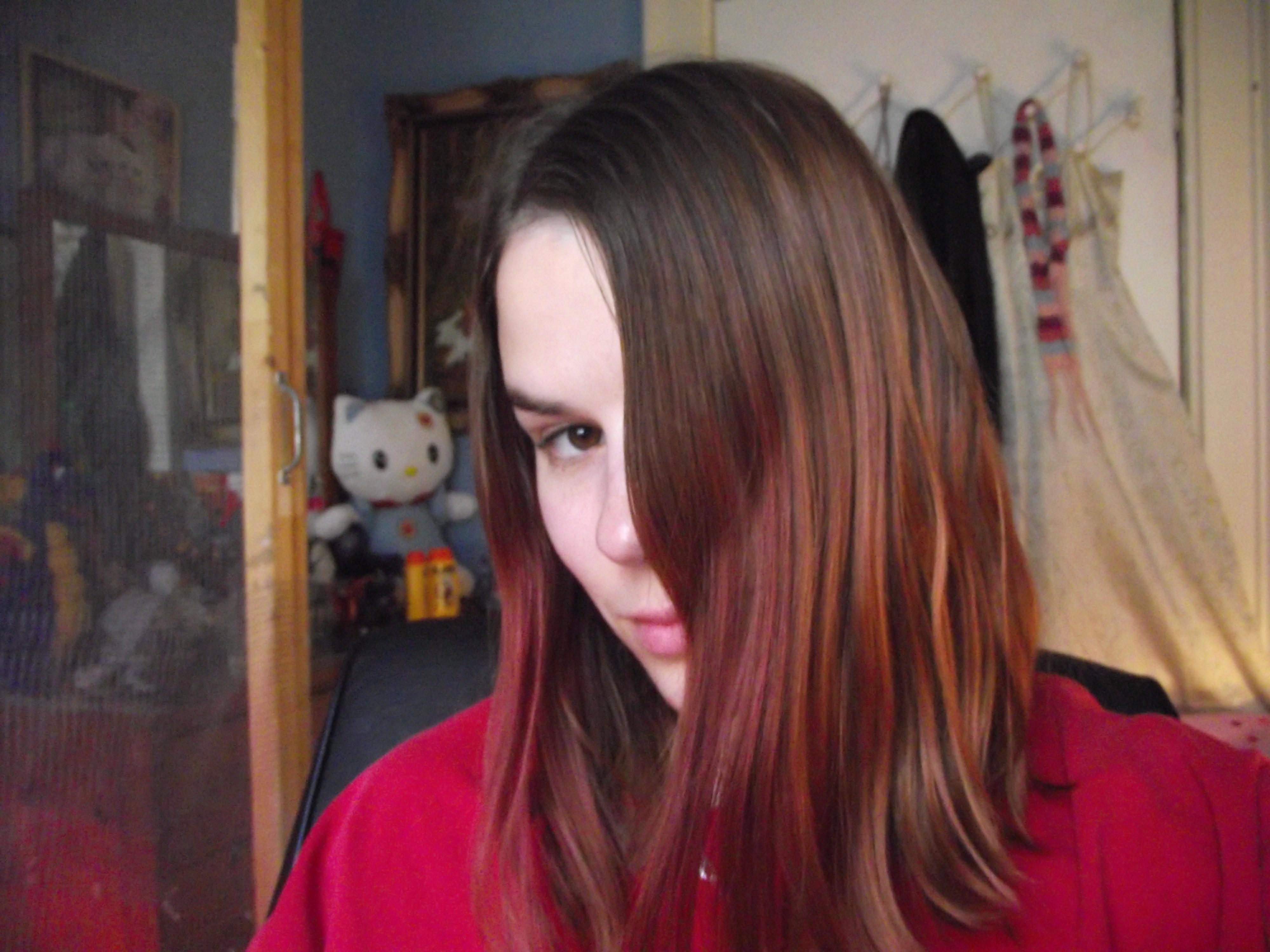 Colour My World Avon Hair Dye Goslindisasters