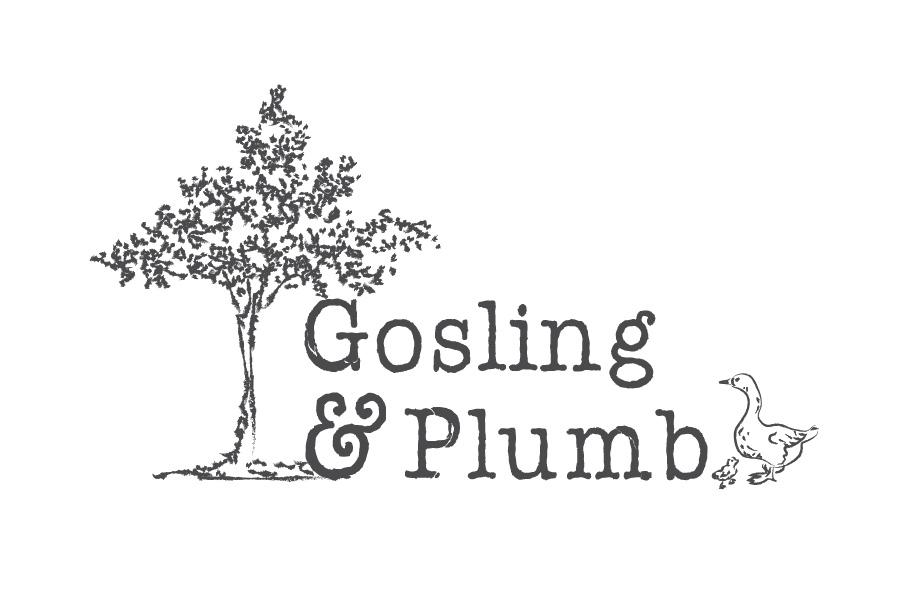 Gosling & Plumb Logo Landscape