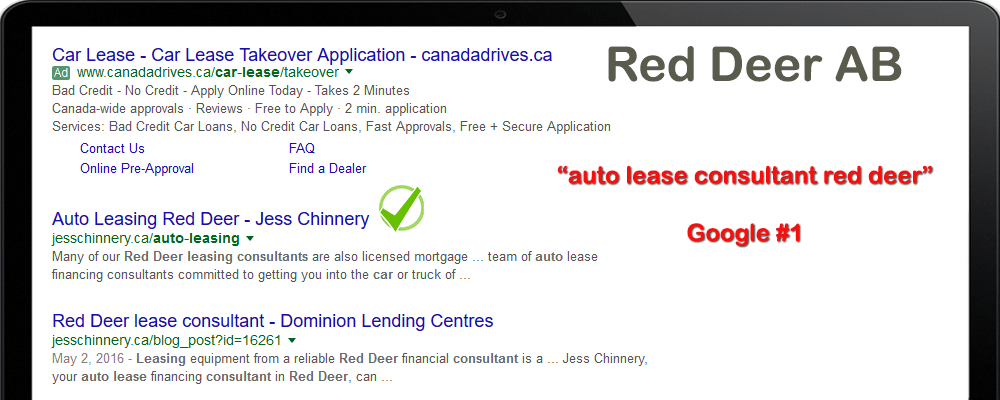 SEO services red deer alberta