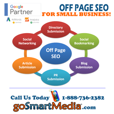 off page seo services for small business Canada